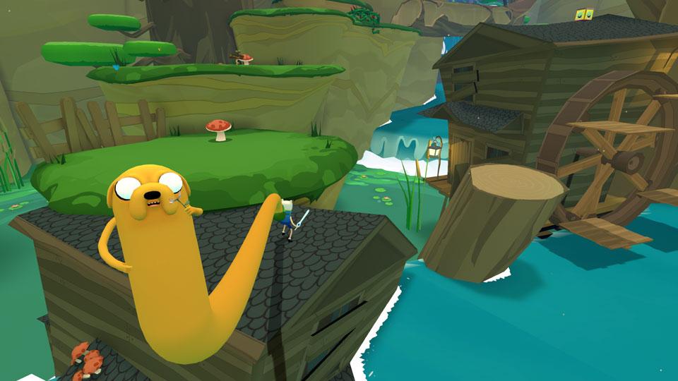 Adventure time скачать игру на компьютер